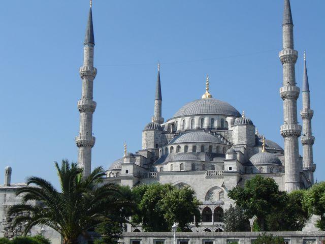 Zdjęcia: Istambuł, Błękitny Meczet, TURCJA