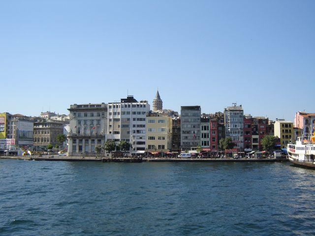 Zdjęcia: Istambuł, Galata tower, TURCJA