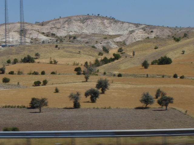 Zdjęcia: Turcja północna, W drodze do Ankary, TURCJA