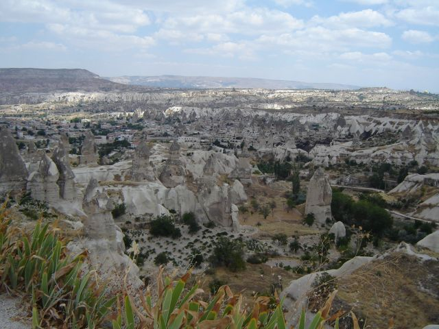 Zdjęcia: Kapadocja, Kapadocja, Uroki Kapadocji, TURCJA