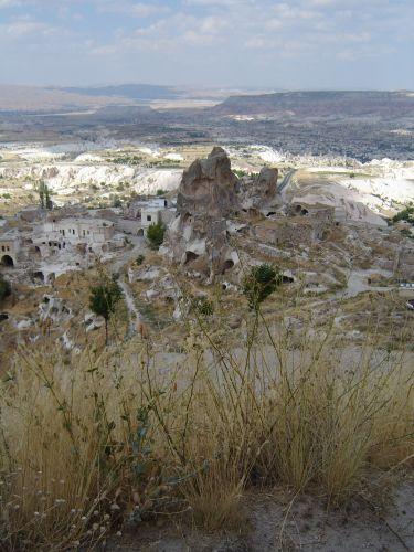 Zdjęcia: Kapadocja, Kapadocja, Wulkaniczne osiedle, TURCJA