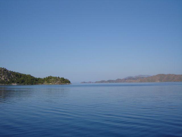 Zdjęcia: Morze Egejskie, Popłynąć w siną dal, TURCJA