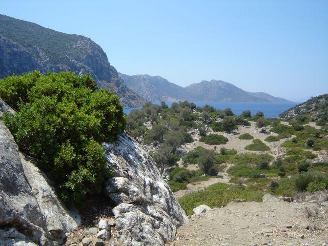 Zdjęcia: Turcja, Wyspa na Morzu Egejskim, TURCJA