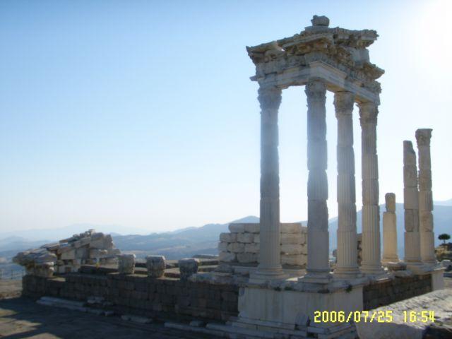 Zdjęcia: Pergamon, Pergamon, TURCJA