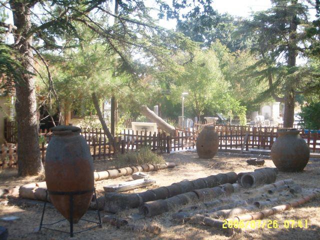 Zdjęcia: Troja, Wykopaliska w Troi, TURCJA
