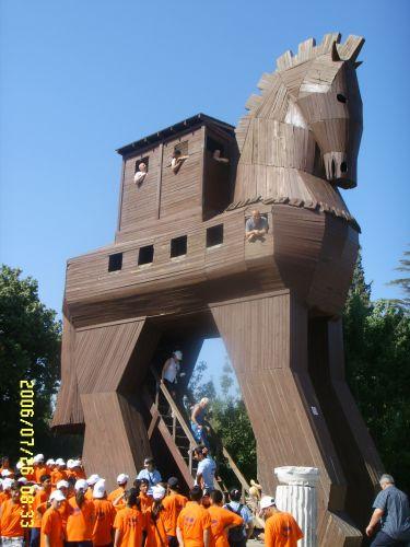 Zdjęcia: Troja, Troja, TURCJA