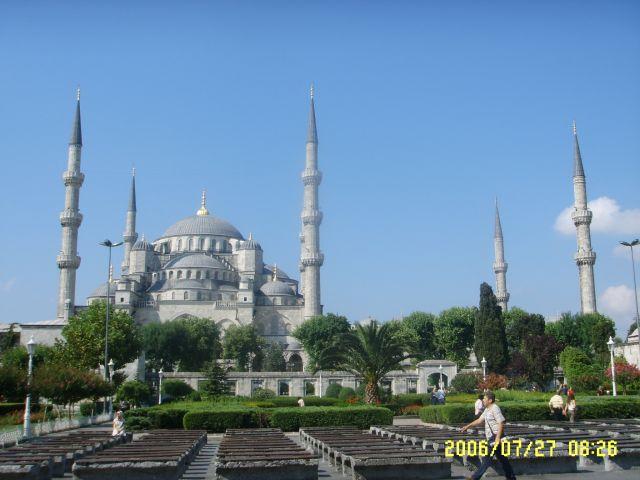 Zdjęcia: Stambuł, Blekitny Meczet, TURCJA