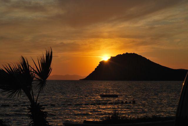 Zdjęcia: Yalikavak, Bodrum, Zachód słońca, TURCJA