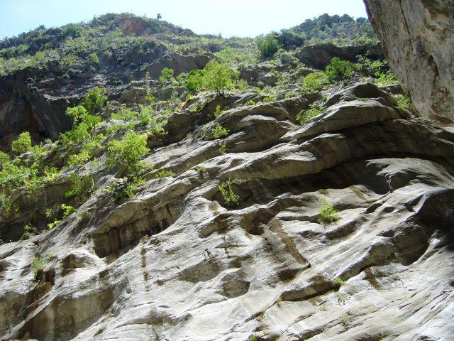 Zdjęcia:  ,  , Doś głęboki kanion, TURCJA