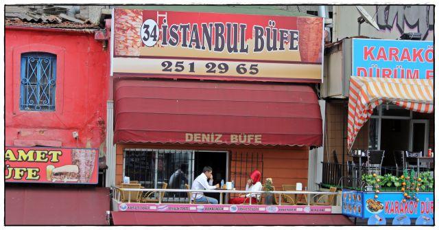 Zdjęcia: Istanbuł, ., Istanbul Bufe, TURCJA