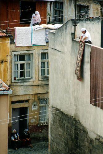Zdjęcia: Trabzon, Prace domowe, TURCJA