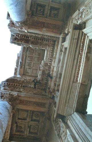Zdjęcia: Efez, Alef - biblioteka, TURCJA