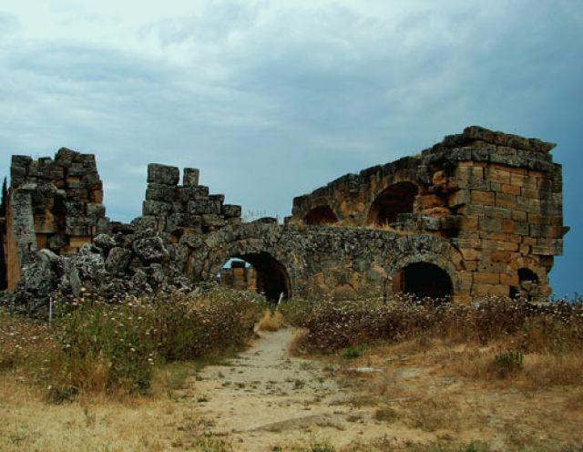 Zdjęcia: Hierapolis – miasto Anatolii, , Anatolia, ..., TURCJA