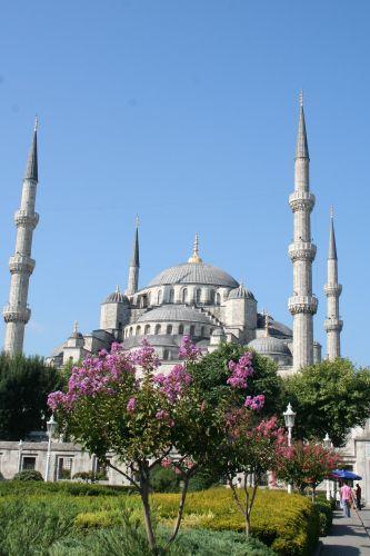 Zdjęcia: Blękitny Meczet, Stambul, Stambul, TURCJA