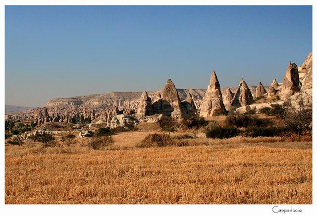 Zdjęcia: Goreme, Kapadocja, Turcja, TURCJA