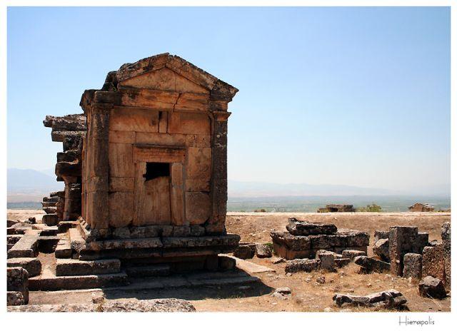 Zdjęcia: Hierapolis, TURCJA, TURCJA, TURCJA