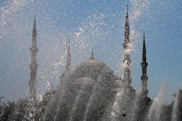 Zdjęcia: Blękitny Meczet, Stambul, TURCJA, TURCJA