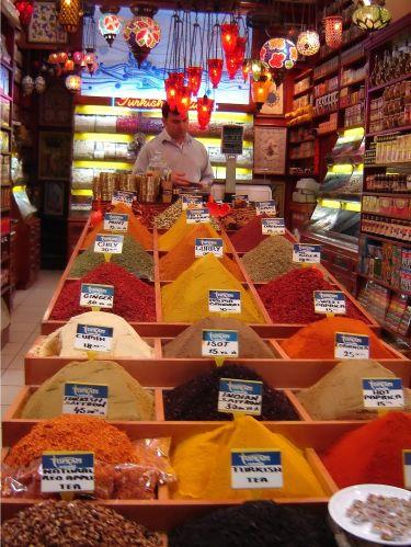 Zdjęcia: Stambuł, Bazar Egipski, TURCJA