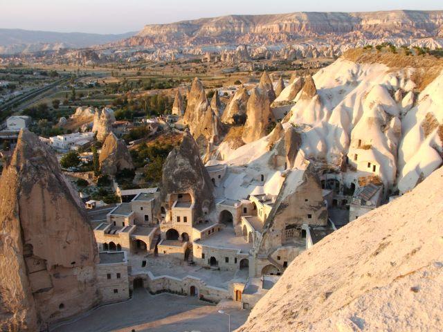 Zdj�cia: Turcja, Kapadocja, Kapadocja, TURCJA