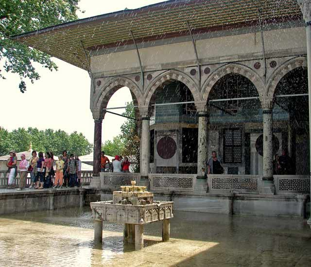 Zdj�cia: Pa�ac Topkapi by� rezydencj� su�tan�w przez oko�o trzy wieki, Istambu�, Pa�ac Topkapi,, TURCJA