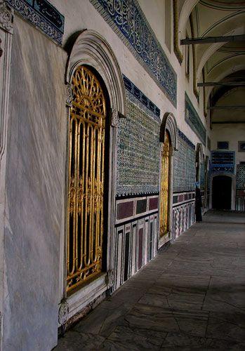 Zdjęcia: Pałac Topkapi , Stambul, Pałac Topkapi , TURCJA