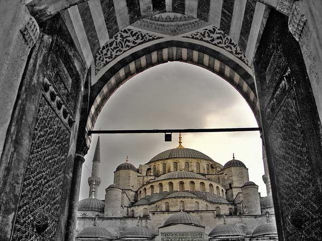 Zdjęcia: Błękitny Meczet,, Stambul, Błękitny Meczet,, TURCJA