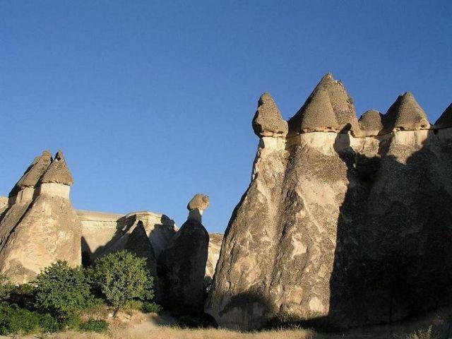 Zdjęcia: Turcja, Kapadocja, okolice Gureme, TURCJA