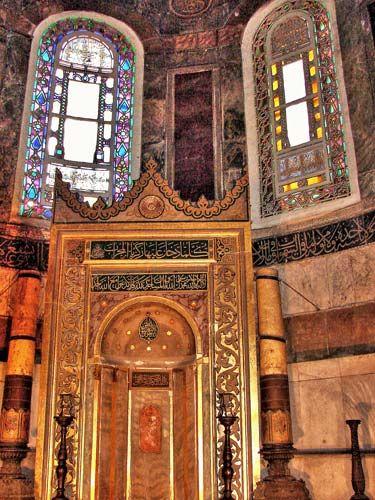 Zdjęcia: Meczet, Topkapi , Meczet, TURCJA