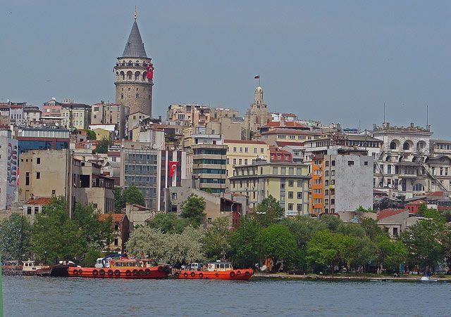 Zdjęcia: Ciesnina Bosfor, Istambuł, Istambuł, TURCJA