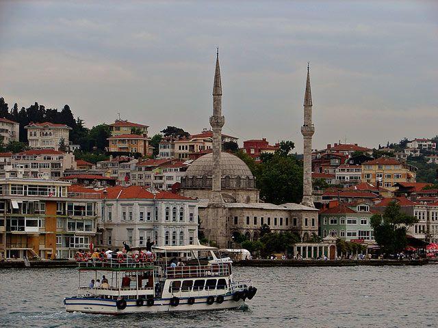 Zdjęcia: Ciesnina Bosfor, Istambul, ..., TURCJA