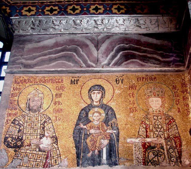 Zdjęcia: Hagia Sofia (Mądrości Bożej, tur. Ayasofya), STAMBUL, ...., TURCJA