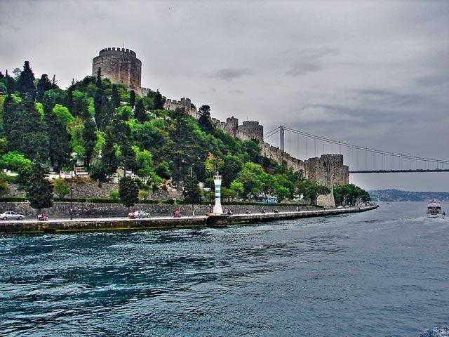 Zdjęcia: Cioeśnina Bosfor, Istambuł, Istambuł, TURCJA