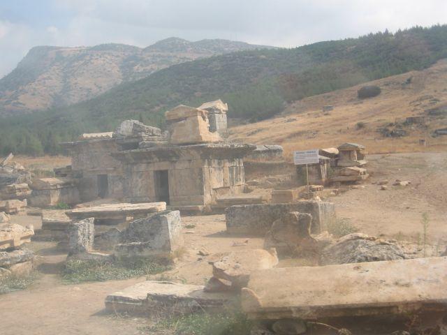 Zdjęcia: starozytne miasto hieropolis, kolebka starożytnej kultury, TURCJA