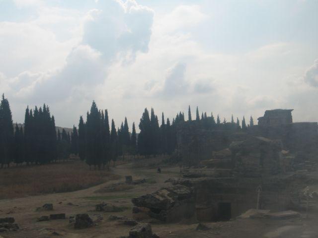 Zdjęcia: starozytne miasto hieropolis, zapomniane miasto, TURCJA
