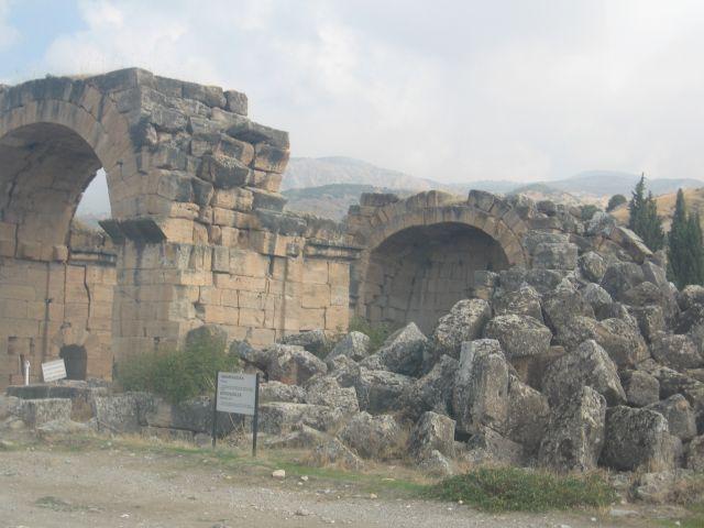 Zdjęcia: starozytne miasto hieropolis, miasto o którym już nikt nie pamięta, TURCJA