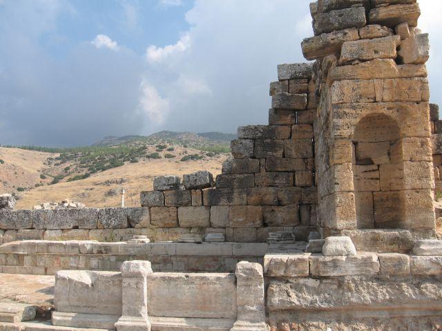 Zdjęcia: starozytne miasto hieropolis, starożytne miasto, TURCJA