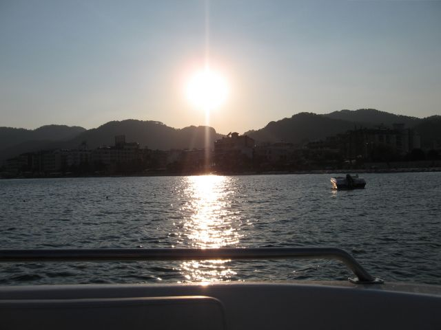 Zdjęcia: marmaris, słoneczko nasze już zachodzi, TURCJA