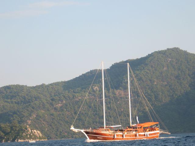 Zdjęcia: marmaris, stateczek, TURCJA