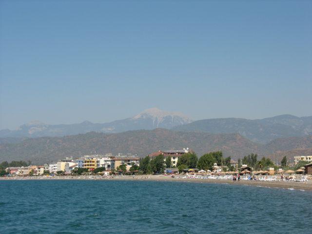 Zdjęcia: Fethyie, Morze Egejskie, Fethyie, TURCJA