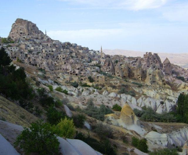 Zdj�cia: Kapadocja, Turcja, Kapadocja, wycieczka do Kapadocji, TURCJA
