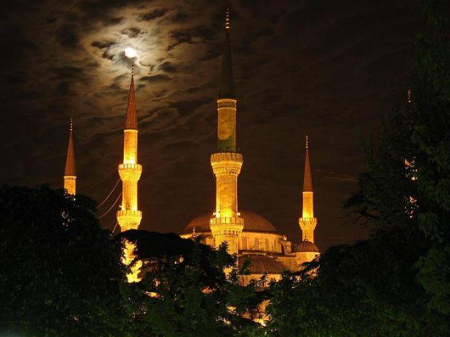 Zdjęcia: Istambuł, Turcja, Błękitny Meczet, TURCJA