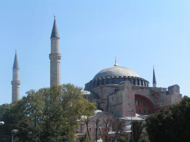 Zdjęcia: Stambuł, Cieśnina Bosfor, Hagia Sofia, TURCJA