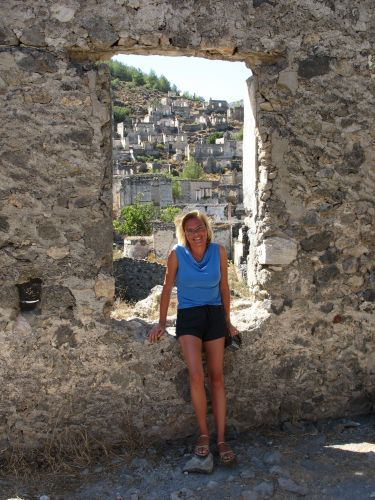Zdj�cia: Kayakoy, Turcja  , TURCJA