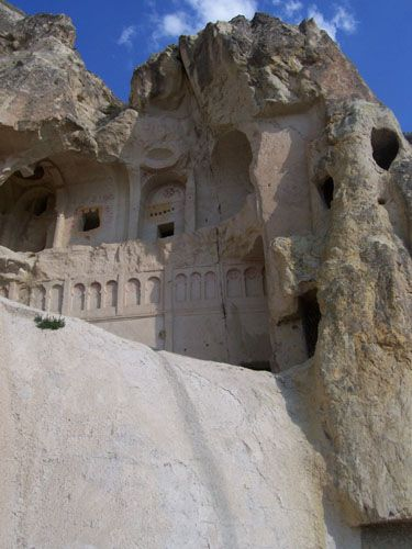 Zdjęcia: Göreme, Kapadocja, Dolina Göreme, TURCJA