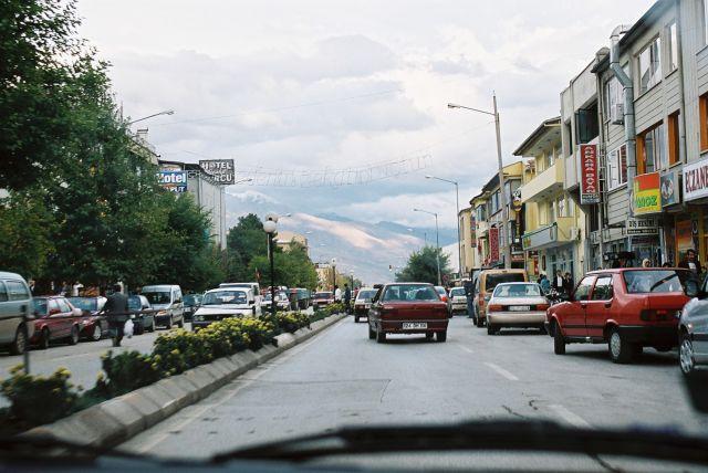 Zdjęcia: Srodkowa turcja, Srodkowa turcja, Tureckie miasteczko, TURCJA