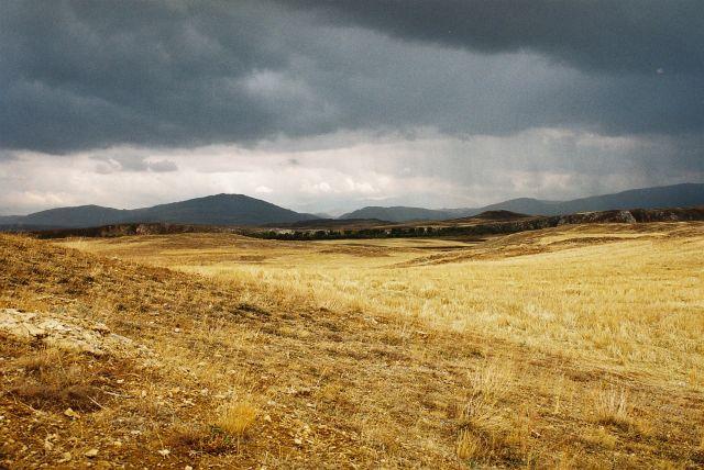 Zdjęcia: srodkowa turcja, srodkowa turcja, Turecki Krajobraz 13, TURCJA