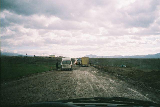 Zdjęcia: Wschodnia turcja, Wschodnia turcja, Odcinek specjalny głównej drogi wschod-zachód.Turcja, TURCJA