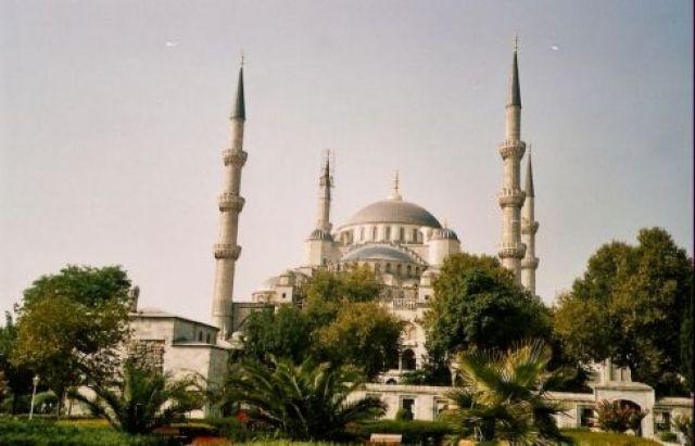 Zdjęcia: Istambuł,  Jedno z piękniejszych miast, TURCJA
