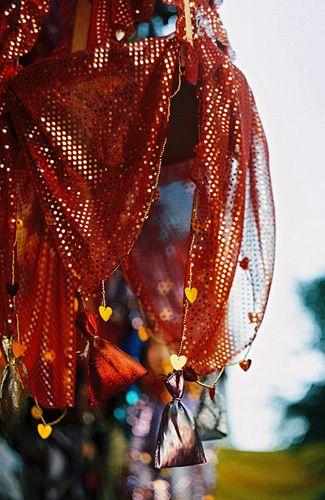 Zdjęcia: Malatya, Wchodnia Turcja, Anatolia, chustka z bazaru, TURCJA