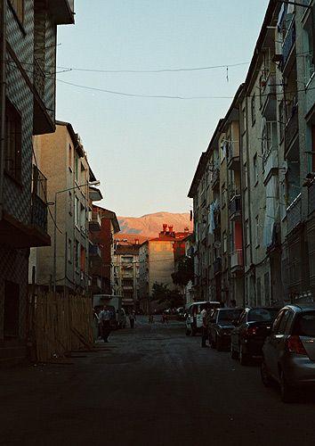 Zdjęcia: Malatya, Wchodnia Anatolia, zachód słońca...., TURCJA